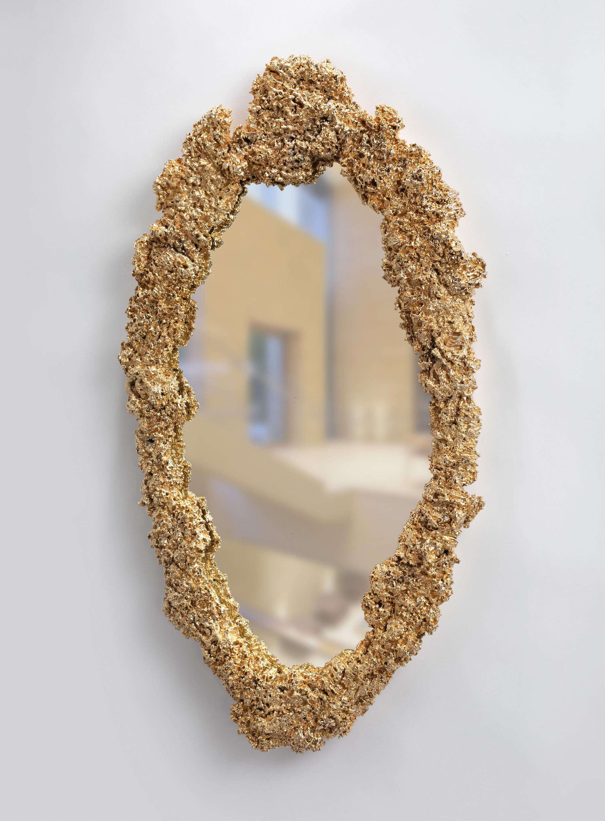 Brooch Mirror