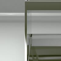Glass House Coffee Table