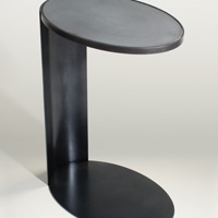 Ovale Side Table