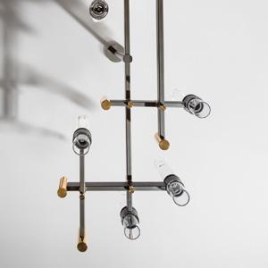 Mondrian Chandelier