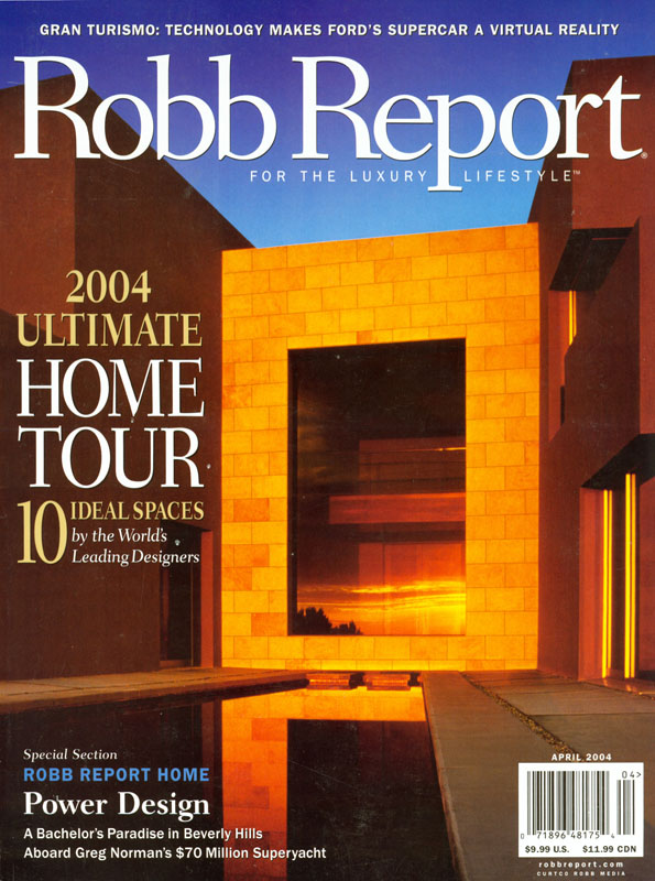 Magni Home Collection Press Robb Report